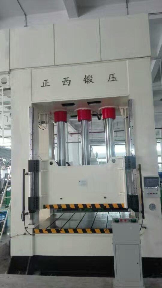 315吨框架液压机