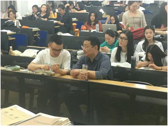 李红钊律师在北京师范大学举办讲座获好评(图3)