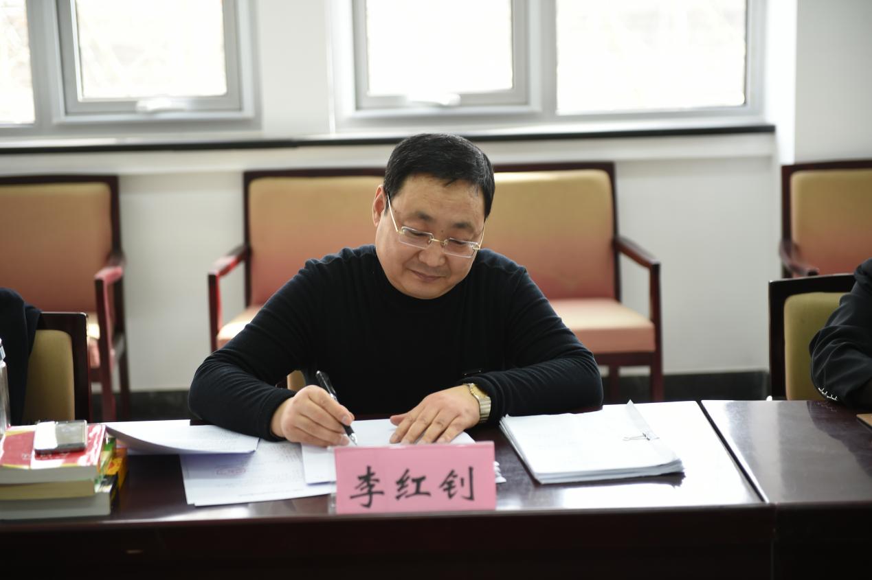 李红钊律师应邀参加民刑及行政案件评析会(图1)