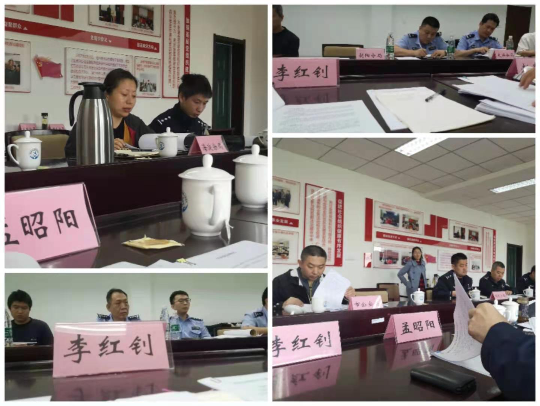 李红钊律师应邀参加民刑及行政案件评析会(图2)