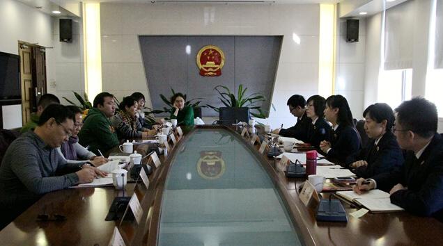 李红钊律师多次参加北京检察院开放日活动(图1)