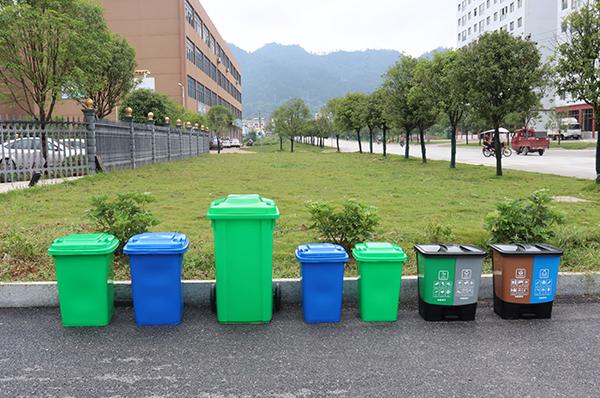 塑料环卫垃圾桶厂家哪家好