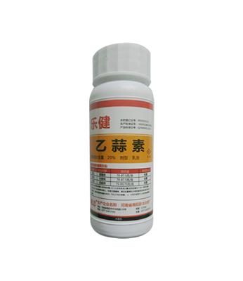 乙蒜素在柑桔上的使用