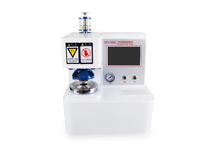 全自动耐破强度测试仪(药用铝箔)