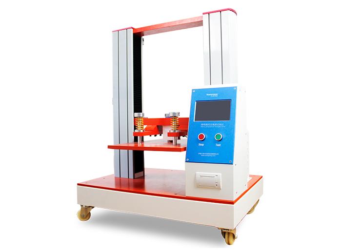 纸箱抗压试验机正确使用方法分析