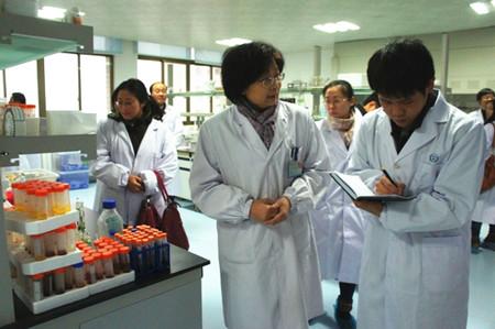 三泉中石恒温持粘性测试仪被安徽药品检验所选购