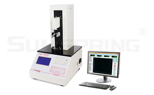 三泉中石与邢台市食品药品检验所合胶黏剂检测设备