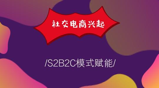 S2B2C微分销系统