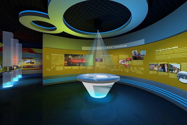 远东企业展馆设计-2