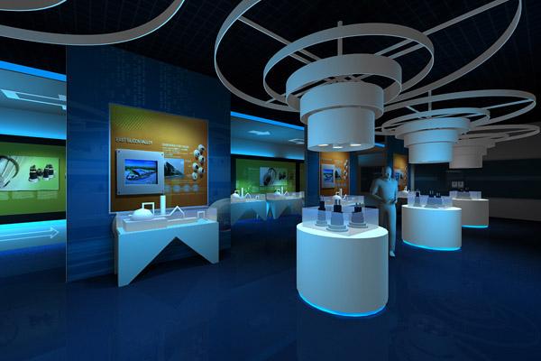 远东企业展馆设计-1