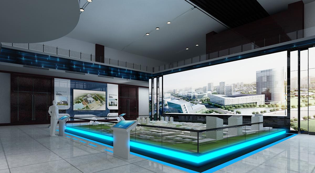 滨海产业馆设计-2