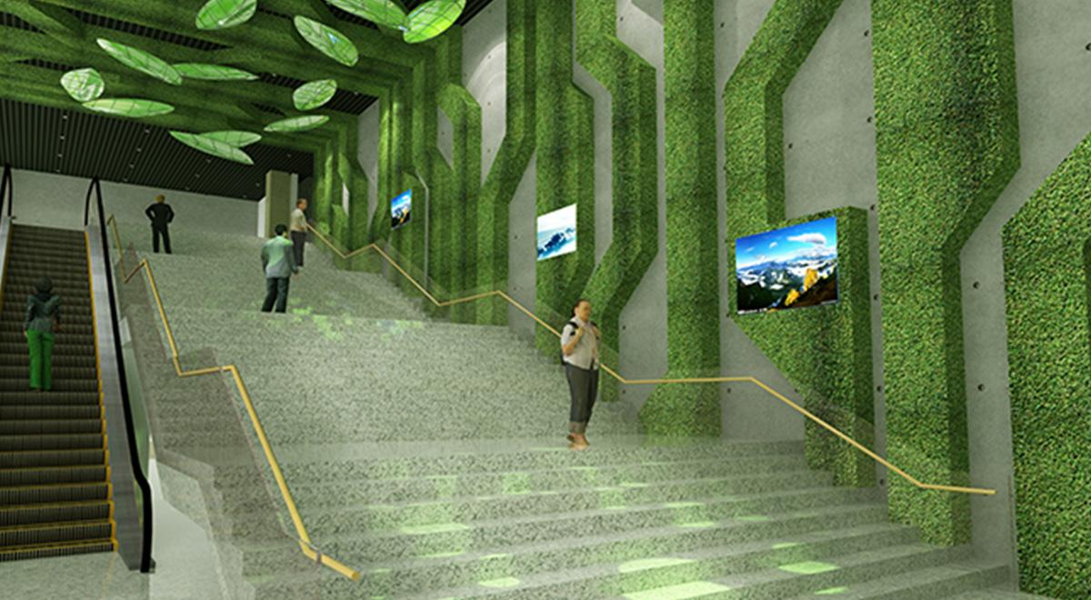 城市规划馆设计-2