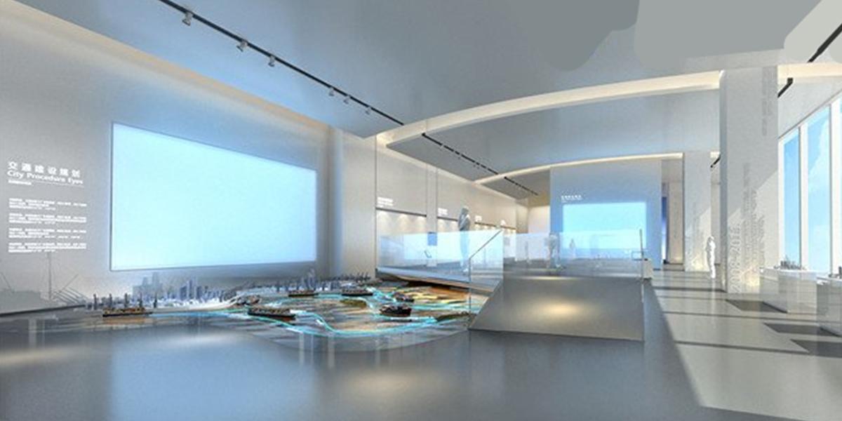 广州规划馆设计-2
