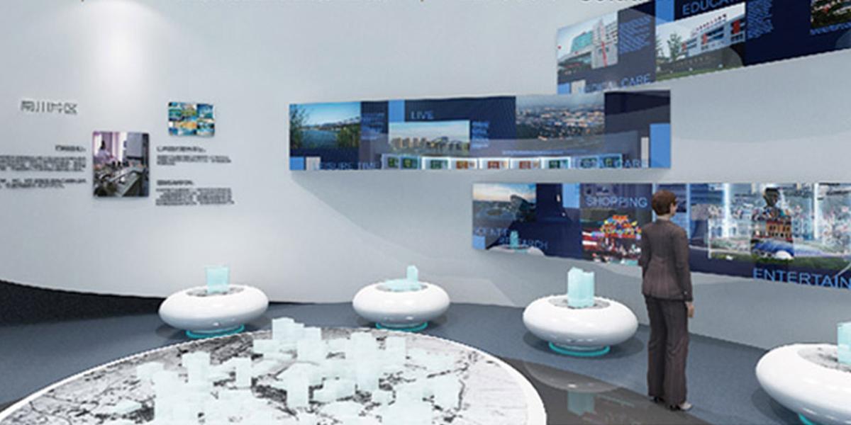 城建规划馆设计-3