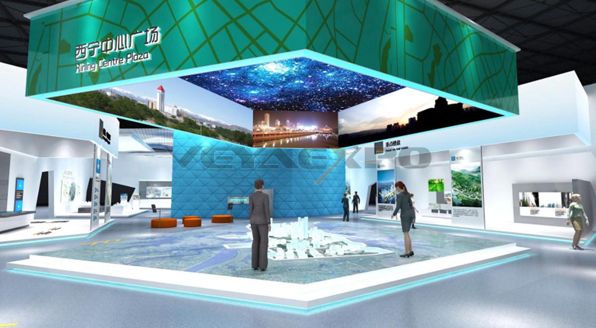 西宁文化展厅设计-2