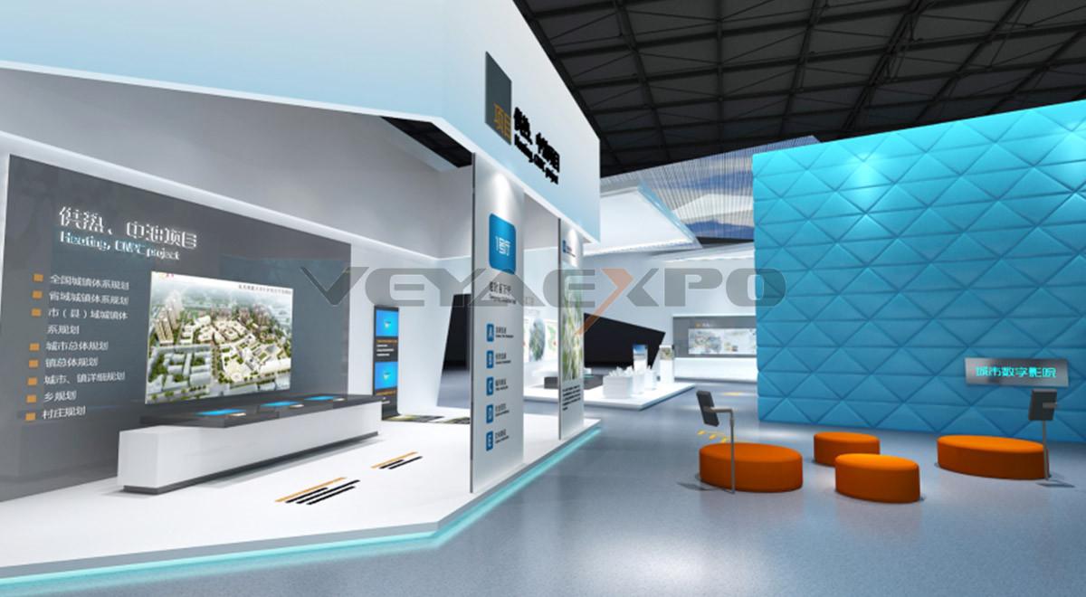 西宁文化展厅设计-1
