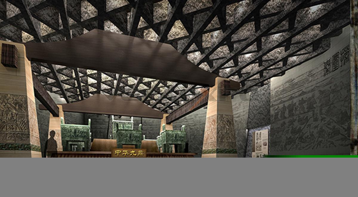 徐州文化展厅设计-3