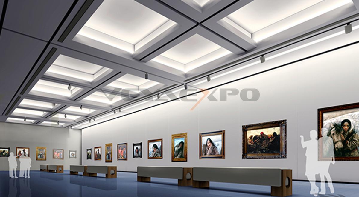 徐州文化展厅设计-2