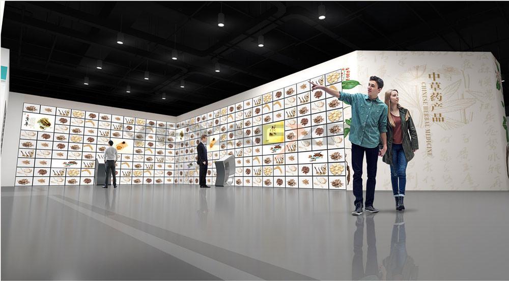 企业展馆设计-3
