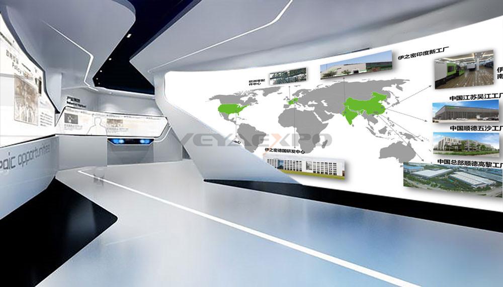 伊之密企业展厅设计-3