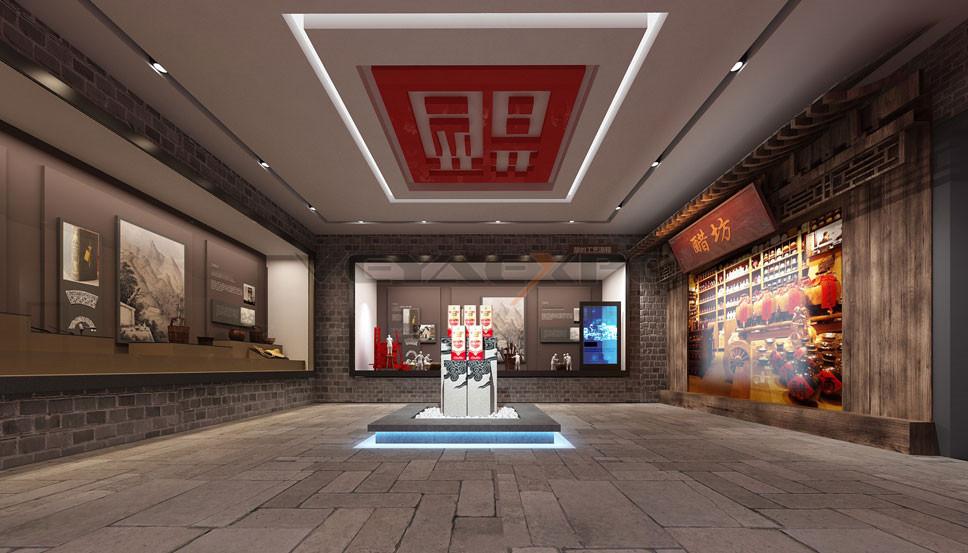 党建办公展厅设计-2