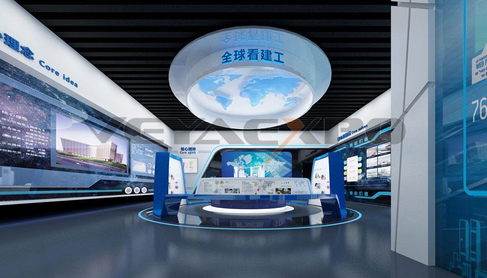 安徽企业展馆设计-2