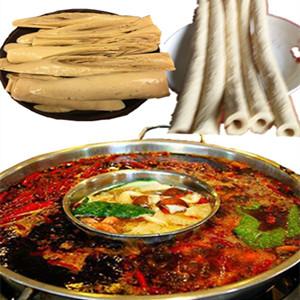 火锅食材豆制品豆棒