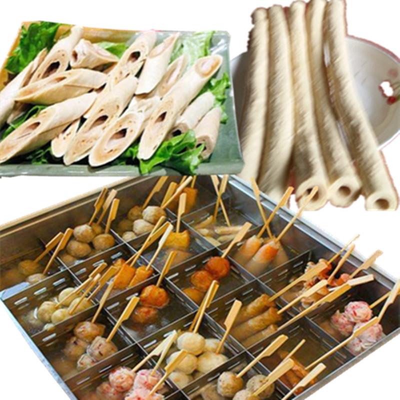 关东煮食材豆制品豆笋